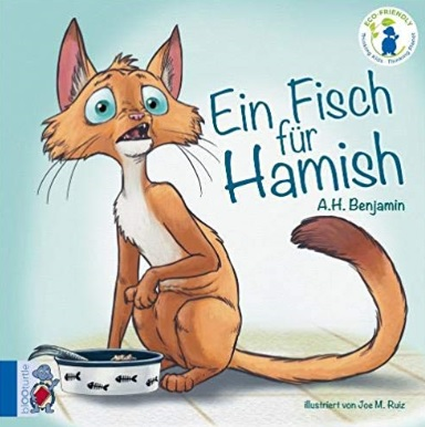 Ein Fisch für Hamish von A.H. Benjamin