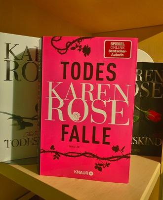 Todesfalle von Karen Rose