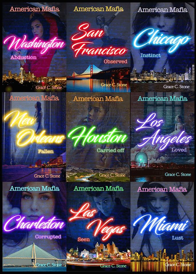 Staffel 2 der American Mafia Reihe