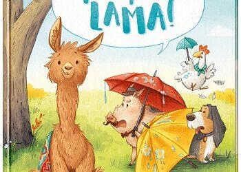 Pfui Spucke, Lama! von Katalina Brause