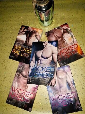 The Wicked Horse 5: Wicked Bond von Sawyer Bennett