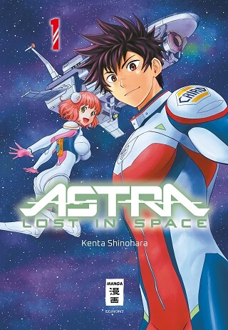 Astra Lost in Space 01 von Kenta Shinohara