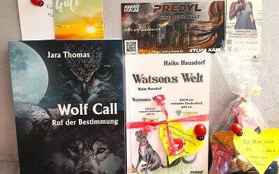 Buchpaket vom Hybrid Verlag