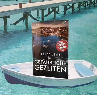 Gefährliche Gezeiten: Fabian Timpes zweiter Fall von Detlef Jens