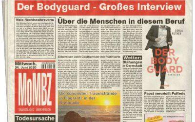 """Interview mit Lisa Pohl – Figur aus dem Buch """"Der Bodyguard"""""""