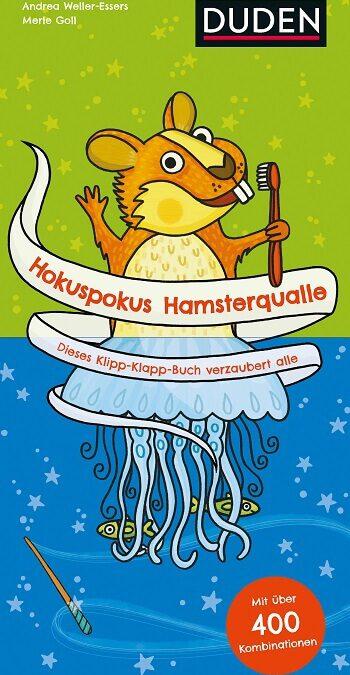 Hokuspokus Hamsterqualle von Andrea Weller-Essers