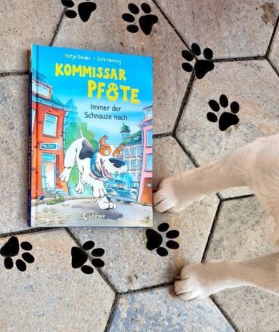 Kommissar Pfote 1 - Immer der Schnauze nach von Katja Reider