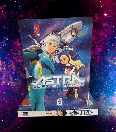 Astra Lost in Space 02 von Kenta Shinohara