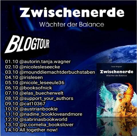 Blogtour Zwischenerde: Wächter der Balance