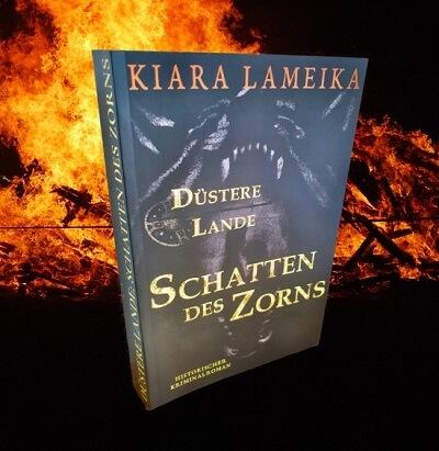 Düstere Lande: Schatten des Zorns von Kiara Lameika