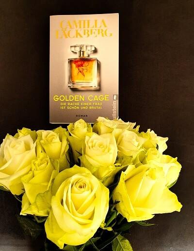 Golden Cage. Die Rache einer Frau ist schön und brutal. von Camilla Läckberg