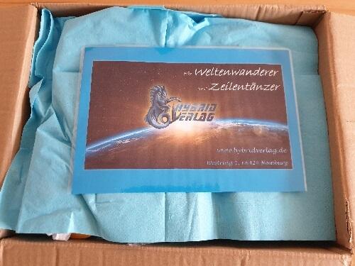 Buchpaket 2 vom Hybrid Verlag