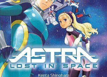 Astra Lost in Space 02 von Kenta Shinohara