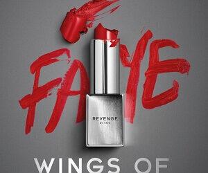 Wings of Silver. Die Rache einer Frau ist schön und brutal von Camilla Läckberg