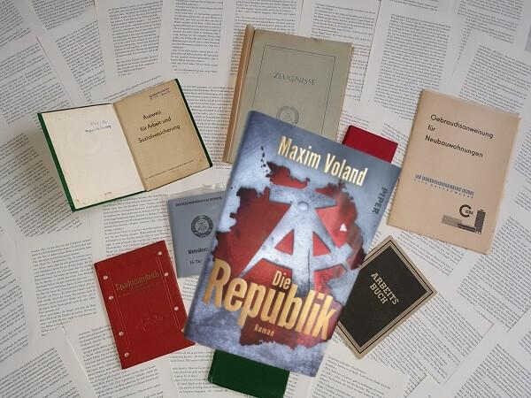 Die Republik von Maxim Voland