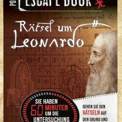 Pocket Escape Book: Rätsel um Leonardo