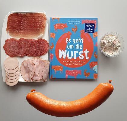 Es geht um die Wurst. Was du wissen musst, wenn du gern Fleisch isst von Nora Coenenberg und Christoph Drösser