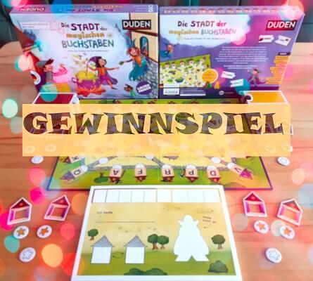Weltenfänger: Die Stadt der magischen Buchstaben (Spiel) - ab 5 Jahren