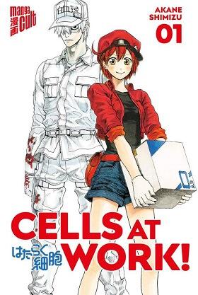 Cells at Work! 01 von Akane Shimizu