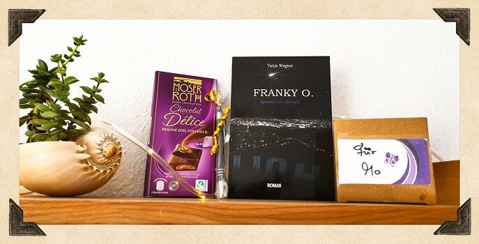 Buchpaket: Franky O.: Spuren im Herzen