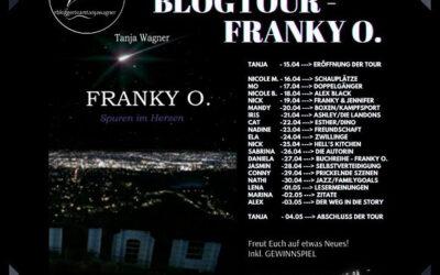 Blogtour 9 – Franky O.: Spuren im Herzen