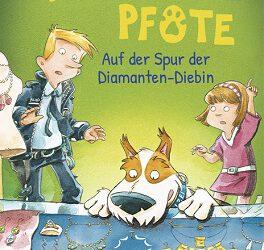 Kommissar Pfote 2 – Auf der Spur der Diamanten-Diebin von Katja Reider