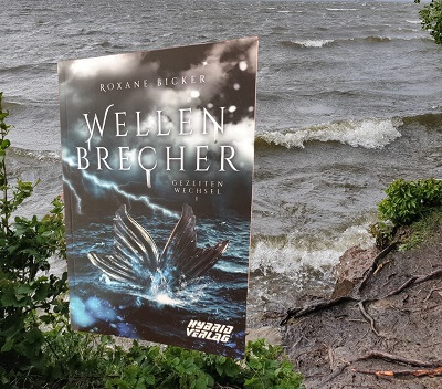 Wellenbrecher: Gezeitenwechsel von Roxane Bicker