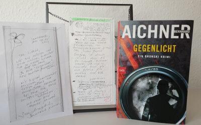 Buchpaket zum Buch Gegenlicht von Bernhard Aichner