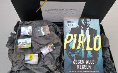 Buchpost und Pressekonferenz zum Buch Pirlo – Gegen alle Regeln von Ingo Bott