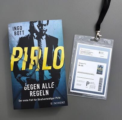 Pirlo - Gegen alle Regeln von Ingo Bott